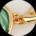 HO-FOOK-KEI-Asymmetric-Epoxy-Resin-Sterling-Silver-Earrings-details-1